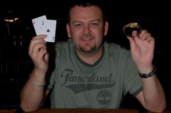 UK Bracelet Number 3 - John Kabbaj Captures Pot Limit Hold'em Championship 0001