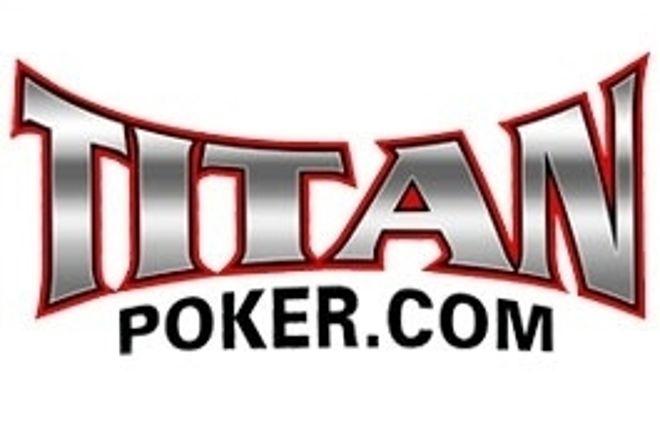 Velkommen til 'Titan Poker $1000 cash freeroll' 0001