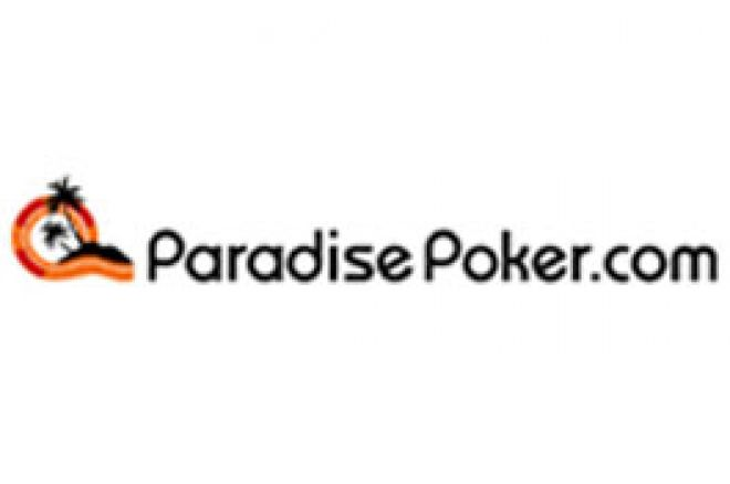 Ganhe Portáteis, TV's LCD e iPod's Todos os Meses na Paradise Poker! 0001