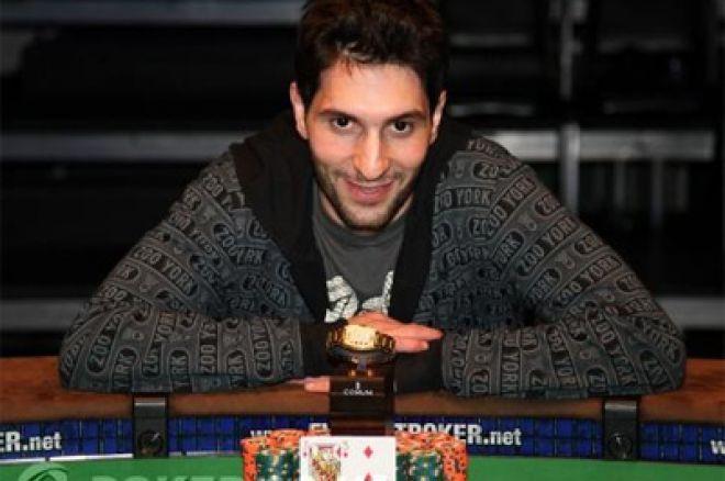 WSOP 2009: Bahador Ahmadi Ganhou a Primeira Bracelete no Mixed #47 0001