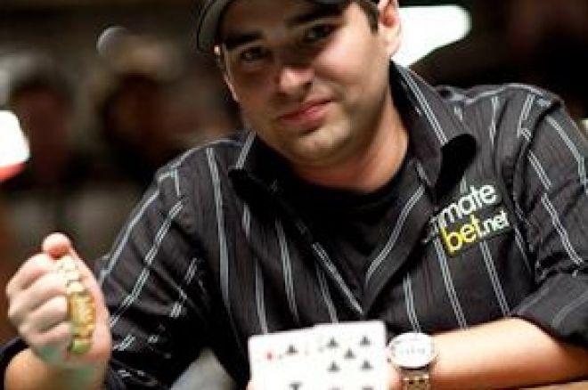 WSOP 2009: Cantu Reclamou Segunda Bracelete no Evento #48 PLO/8 0001