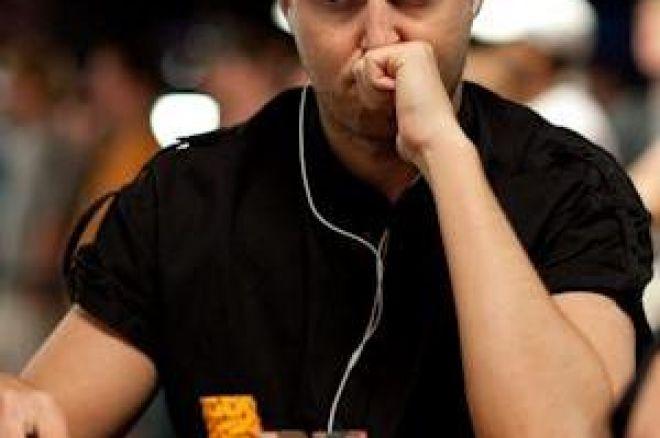 """WSOP - Erik """"Erik123"""" Sagström till vidare dag 4 $50k H.O.R.S.E 0001"""