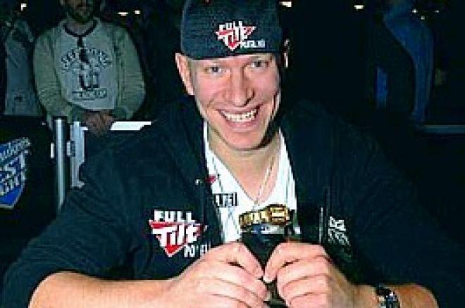 WSOP 2009: Greg Mueller получает второй золотой браслет этим летом в турнире #50, $1 500 Limit Hold'em 0001