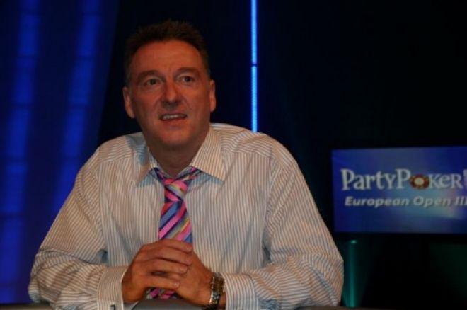 Ian Frazer - Interview with PartyPoker Pro Ian Frazer 0001