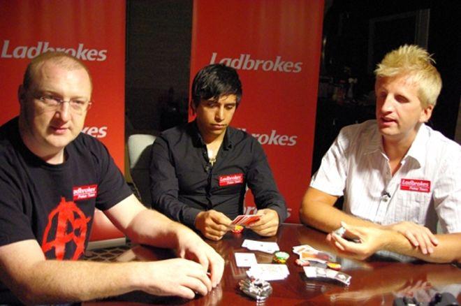 Vegas Dreamer Freerolls at Ladbrokes 0001