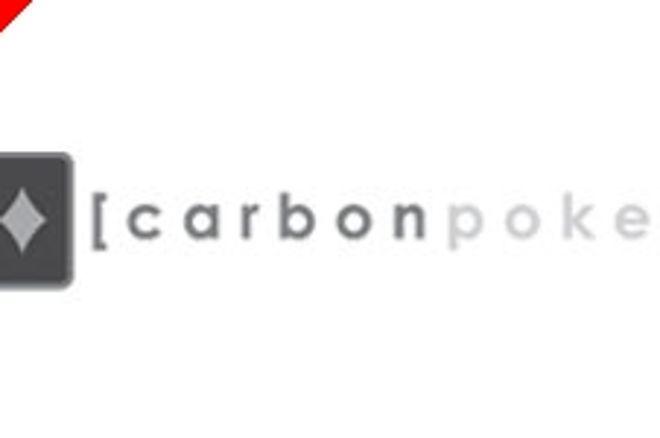 Carbon Poker fortsetter sin $500 PokerNews cash freerollserie 0001