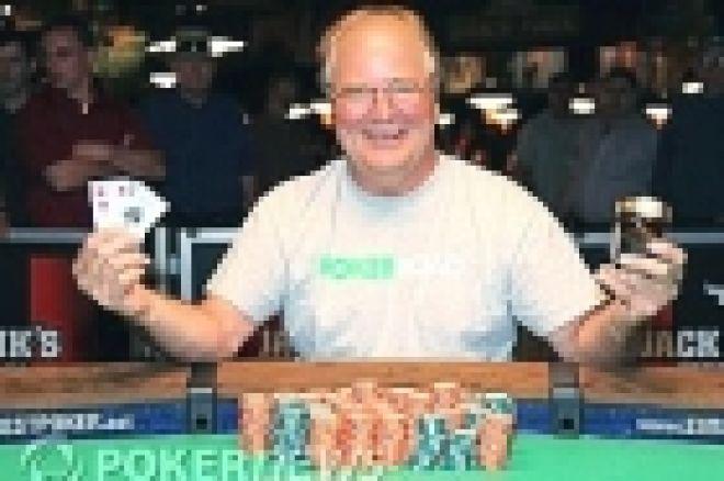 2009 WSOP: Michael Davis vyhrává v souboji seniorů v Event #43 0001