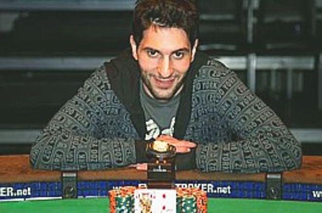 2009 WSOP: Ahmadi získává svůj první náramek v Mixed #47 0001