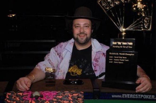 WSOP 2009: David Bach Venceu o $50K HORSE numa Maratona Final 0001