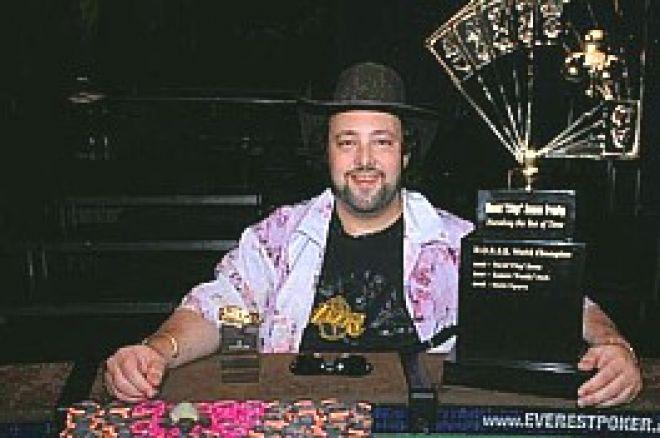 WSOP 2009: David Bach побеждает в турнире #49, $50 000 World Championship... 0001