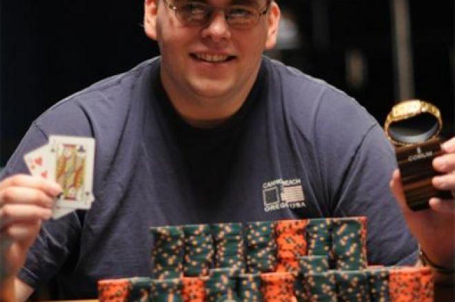 WSOP 2009: Tony Veckey Leva Ouro no Evento #54 - $1,500 NLH 0001