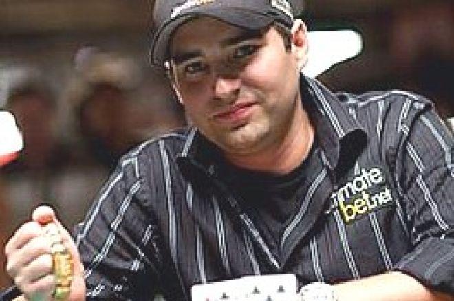 2009 WSOP: Cantu získává svůj druhý náramek v #48 PLO/8 0001