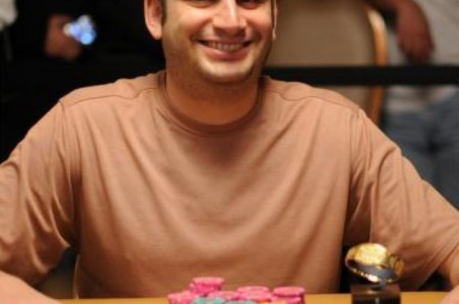 WSOP 2009: Abe Mosseri Venveu Evento #55 - $2,500 Limit Deuce to Seven Triple Draw 0001