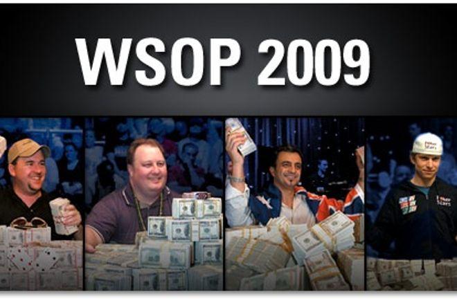 WSOP 2009: Sigue EN DIRECTO el Evento Principal con PokerNews 0001