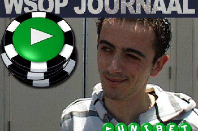 Unibet WSOP Journaal Dag 37 | Dag 1A Main Event 0001