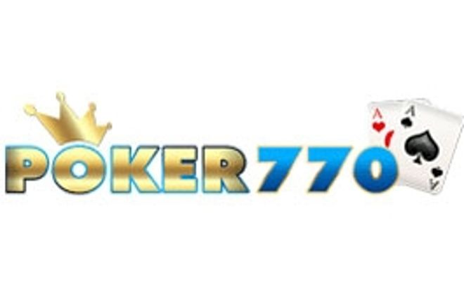 Poker770免费770美元系列免费比赛开始了! 0001