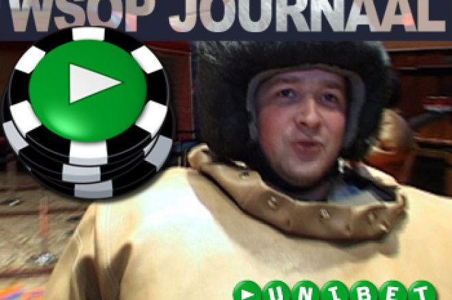 Unibet WSOP Journaal Dag 38 | Dag 1B Main Event 0001