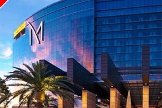 Hotelli M Las Vegasissa : Erikoishinta 75$/yö PokerNewsin pelaajille 0001