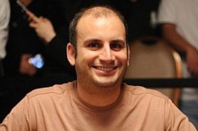 2009 WSOP: Abe Mosseri イベント#55 2-7 トリプルドローで優勝 0001