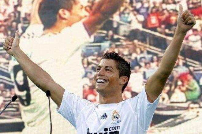 Cristiano Ronaldo Marca Pontos na Unibet! 0001