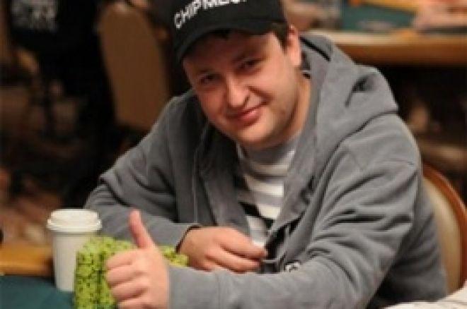 WSOP 2009: Tony G Video Blog no Dia 1a do Main Event 0001