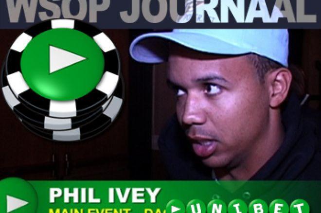 Unibet WSOP Journaal Dag 39 | Dag 1D Main Event 0001
