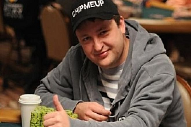 WSOP 2009 Blog: Tony G a Shrink 0001