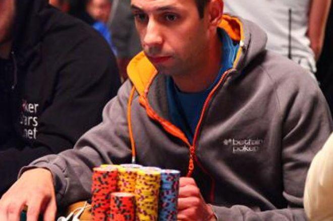 """WSOP 2009: Tomé """"tcmoreira"""" Moreira Passou ao Dia 5 do Main Event 0001"""