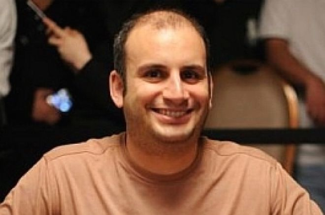 2009 WSOP: Abe Mosseri 이벤트#55 2-7 트리플 드로로 우승 0001