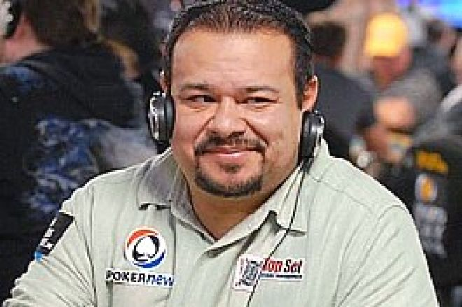 2009 WSOP: $10,000 노리밋트호르젬메인이벤트데이 1b Demes가 리드 0001