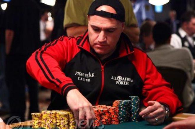 WSOP 2009 päevik (46): 185 mängijat jätkab põhiturniiril 0001