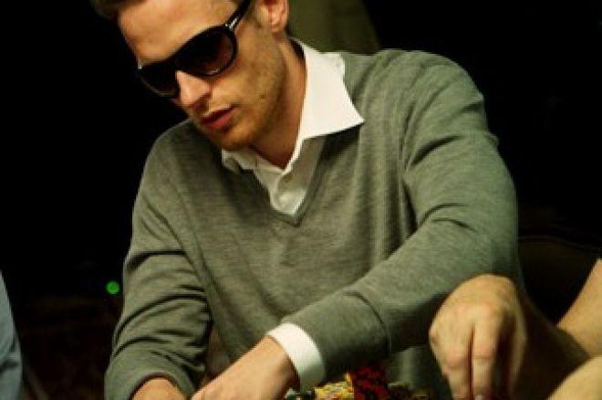 WSOP Main Event - Kasper Cordes med i toppen før dag 6 0001