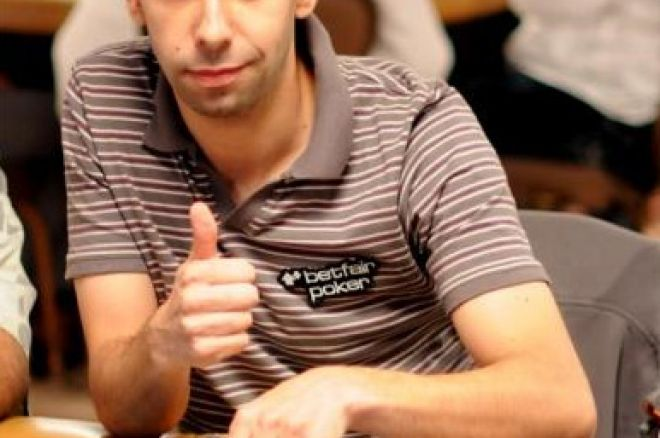 "WSOP 2009: Tomé ""tcmoreira"" Moreira 336º Classificado no Main Event 0001"