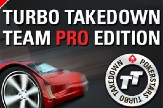 Turbo Takedown Especial Team PokerStars Pro 0001