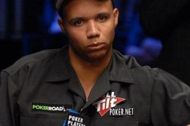 WSOP Main Event - Phil Ivey till finalbord i årets Main Event 0001