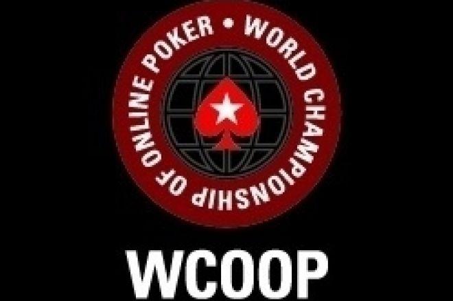 2009 WCOOP ajakava 0001