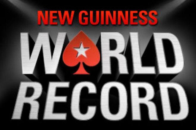 PokerStars Quer Estabelecer um Novo Recorde Mundial! 0001