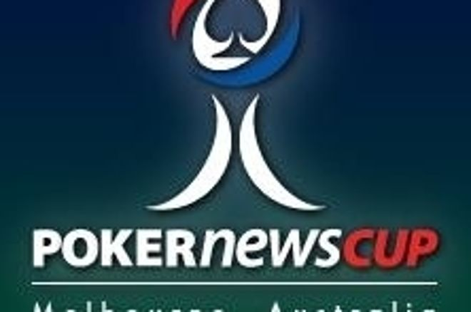 PokerNews Cup vender tilbage til Australien 0001