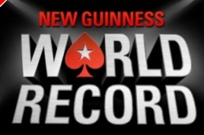 PokerStars Estabelece um Novo Recorde Mundial! 0001