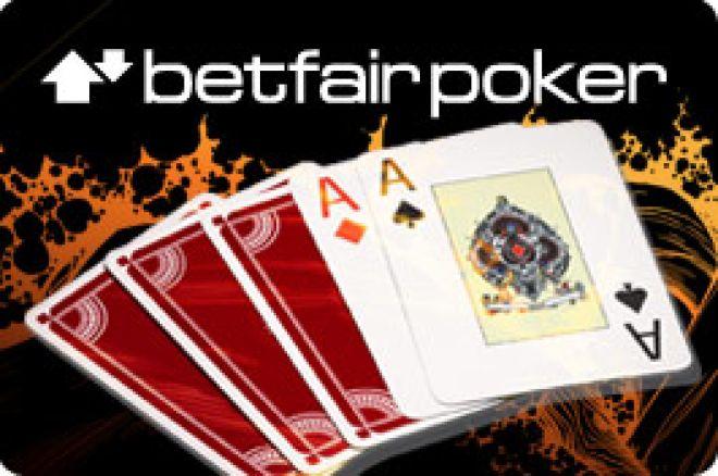 Betfair Poker Weekend с €10,000 Гарантирани в Интера Днес от... 0001