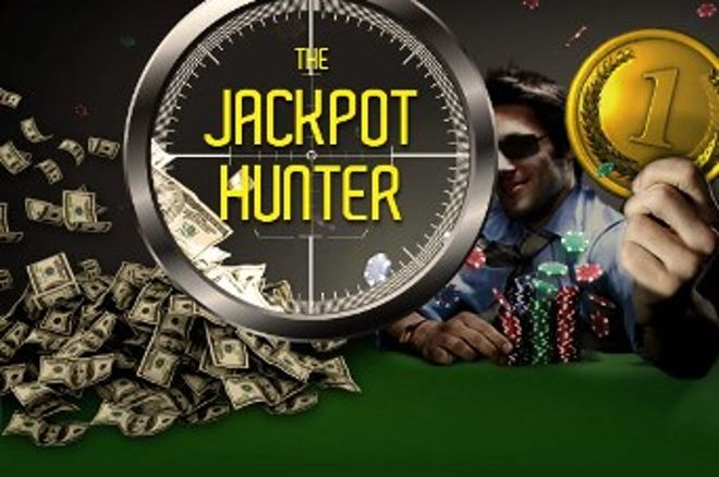 JackPot Hunter at PartyPoker 0001