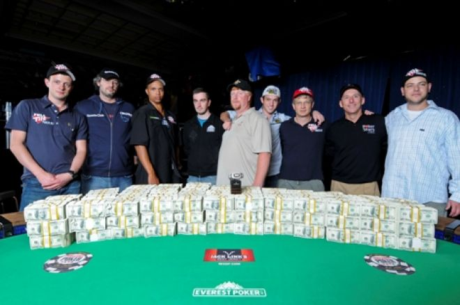 UK Bookmakers Release WSOP Betting Odds, England Lose Poker Ashes + more 0001