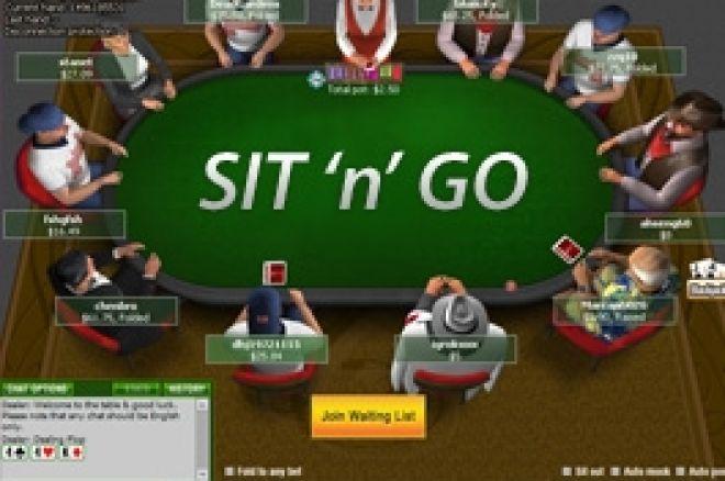Стратегия покера: СНГ Double or Nothing 0001