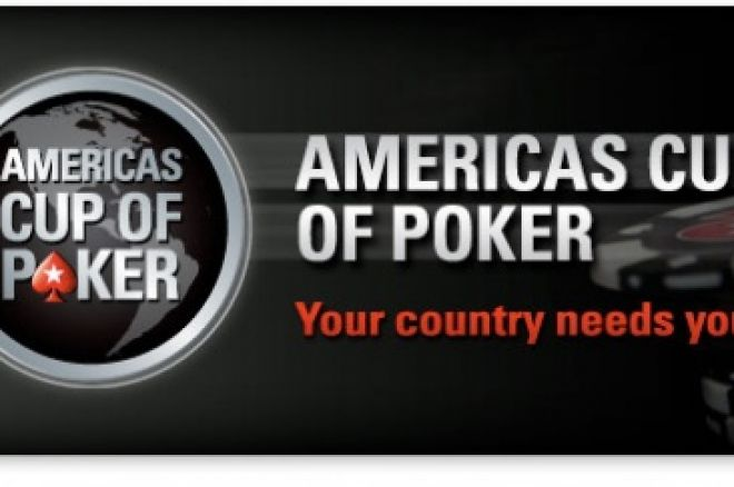 PokerStars Стартира Americas Cup of Poker 0001