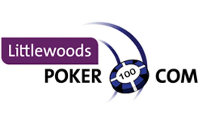 $7000 pakett English Poker Open`ile läbi Littlewoodsi! 0001