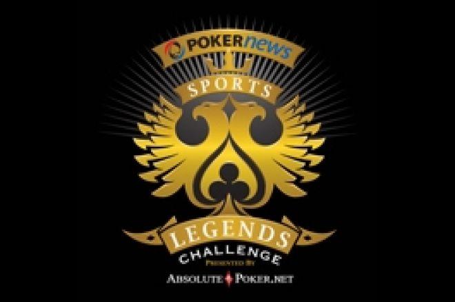 PokerNews スポーツ レジェンド チャレンジ を発表! 0001