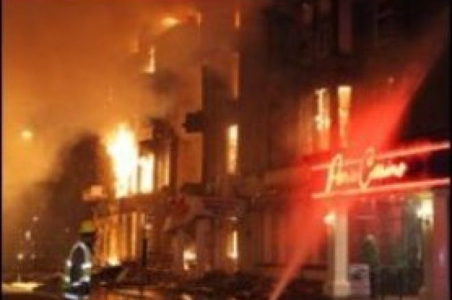 Blackpool Casino Fire, Irish Poker Classic Satellites + more 0001