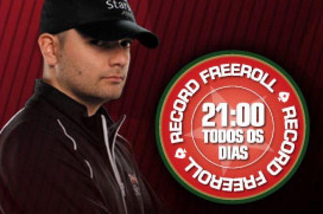 Freerolls Record Todos os Dias na PokerStars! 0001