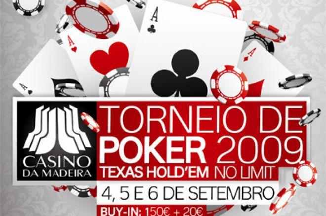 Casino da Madeira Anunciou Torneio de Poker 0001