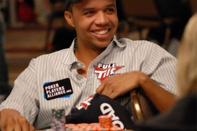 Phil Ivey Wins Close to $1 Million - The Online Railbird Report Vol. 24 0001